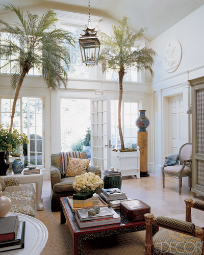 Classic Decorating Ideas For Plantation Style Homes: Sourcing Antiques For Michael Smith Interiors