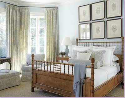 Keeping It Real…Faux Bamboo Bedroom Furniture