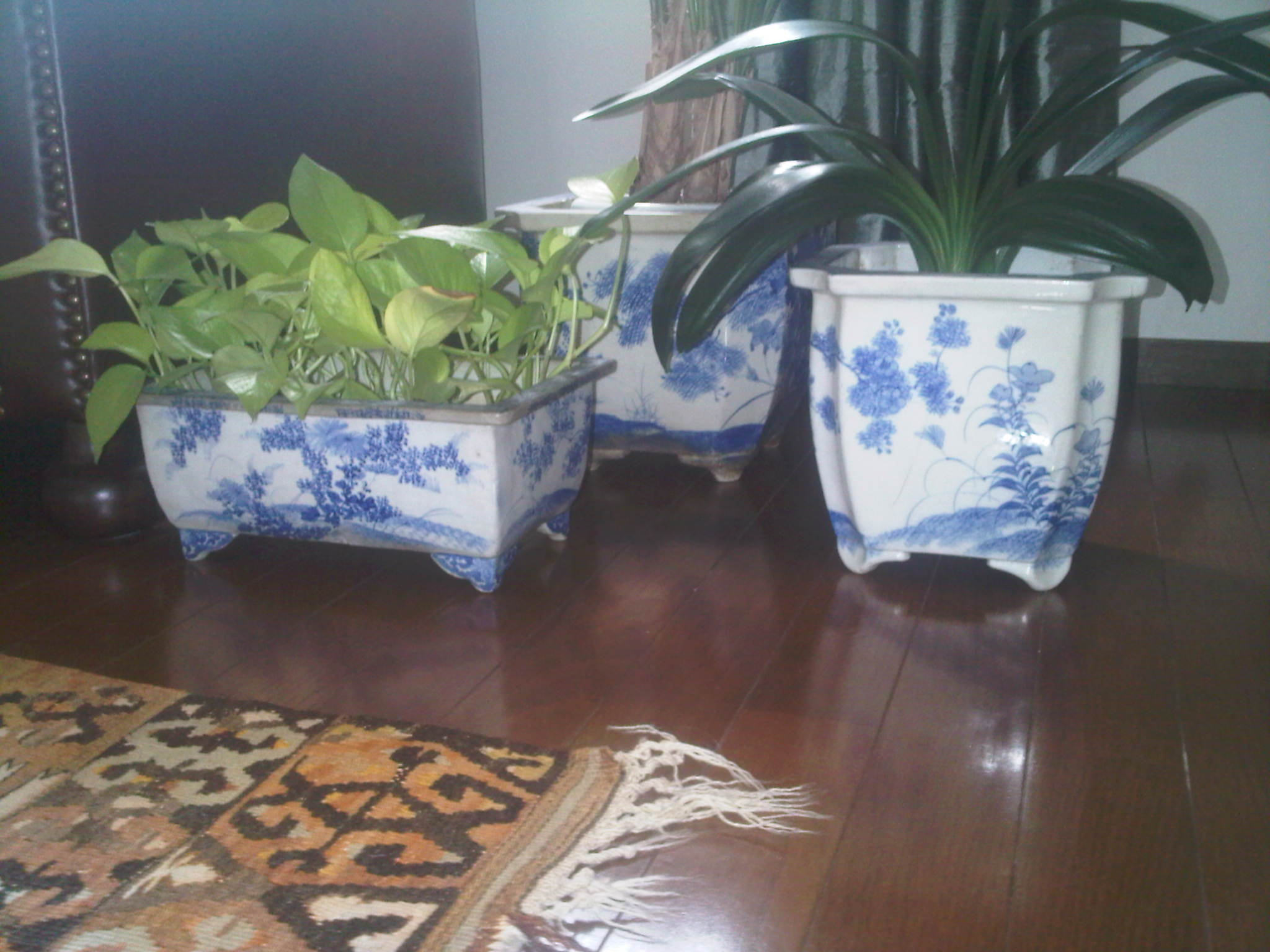 Made for Export and in My Basement…Seto Porcelain Garden Stool ... - Japanese Garden Stool