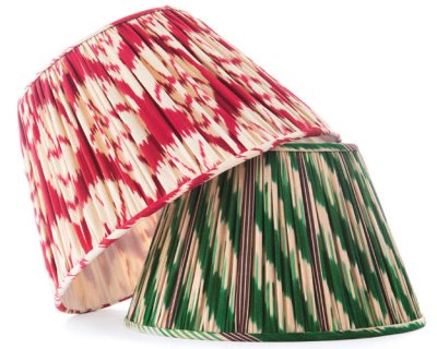 Love your space pleated lampshade how to mozeypictures Images