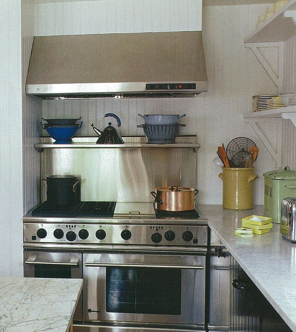 What's Cooking? Peri Wolfman's Kitchens Through The Years