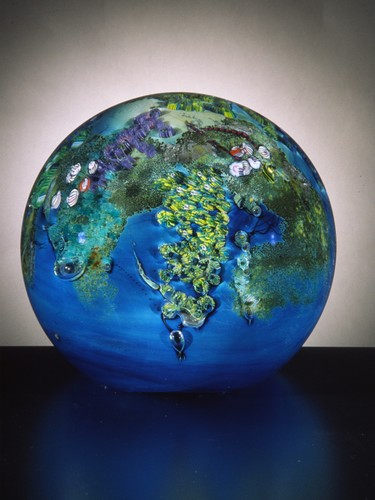 Blown Glass Planets (page 2) - Pics about space