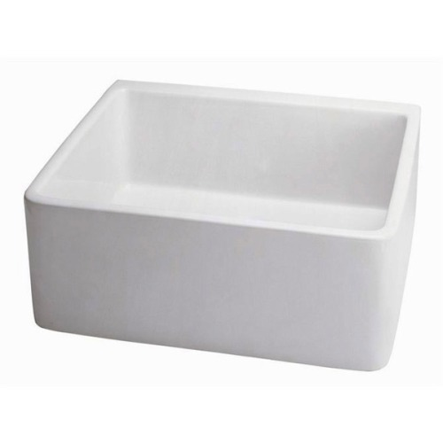 belle foret fireclay sink