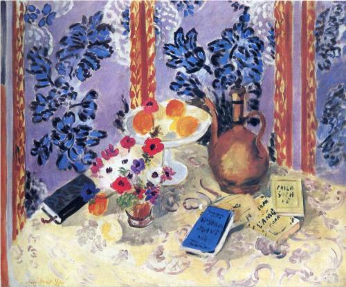 Henri Matisse Still Life Histoire Juives