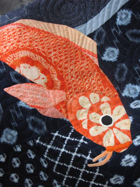 orange carp 001