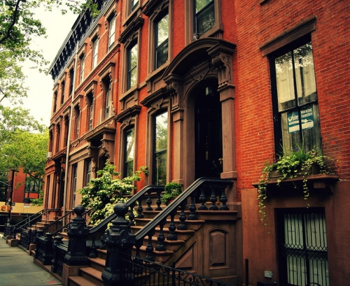 Cobble Hill Brownstone - Brooklyn - New York City-L