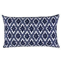 on the fence pillow