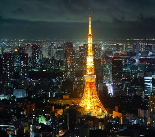 tokyo-tower-night-roppongi-hills