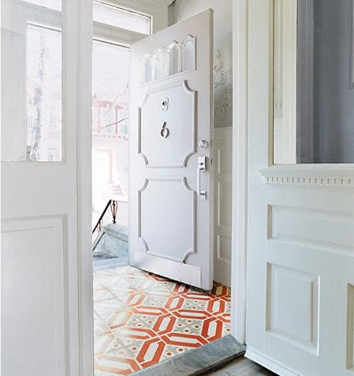 domino mag entryway