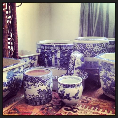 blue and white porcelain round up