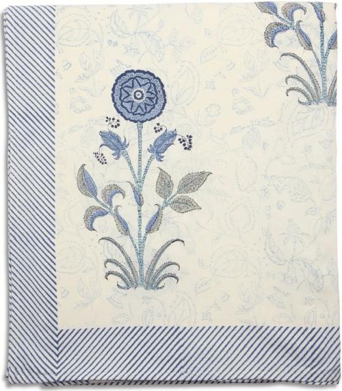 Jaypore Indigo Motif Bed sheet