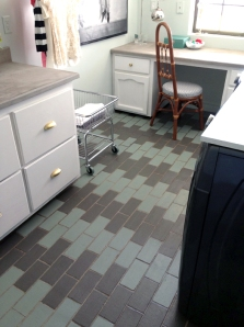 LGN laundry floors after