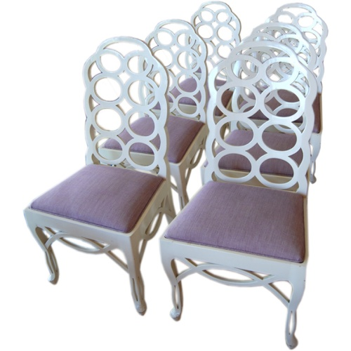Francis Elkins style chairs