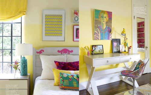Tami Ramsay girls bedroom