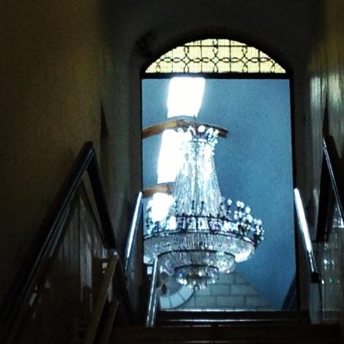 Armenian chandelier