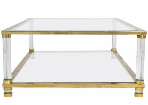 Italian Vintage Table by Romeo Rega | 1stdibs.com